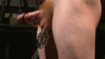 Sebastian Keys in 'Introducing Mr Keys - Brutally torments and fucks his cock slave'