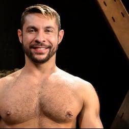 Sebastian Keys in 'Kink Men' Stocked and Cocked: Seth Santoro Beaten and Fucked in a Stockade (Thumbnail 14)