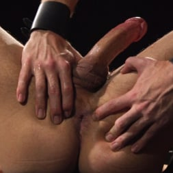 Sebastian Keys in 'Kink Men' Straight stud wants only bondage but he's made to take cock up his ass (Thumbnail 5)