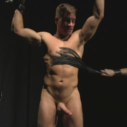Sebastian Keys in 'Kink Men' Straight stud wants only bondage but he's made to take cock up his ass (Thumbnail 10)