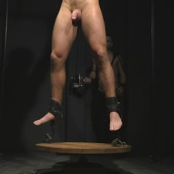 Sebastian Keys in 'Kink Men' Straight stud wants only bondage but he's made to take cock up his ass (Thumbnail 13)