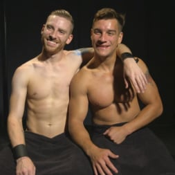 Sebastian Keys in 'Kink Men' Straight stud wants only bondage but he's made to take cock up his ass (Thumbnail 17)