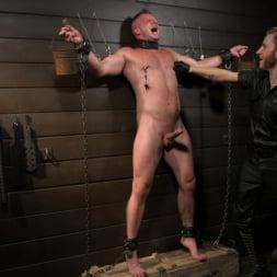 Sebastian Keys in 'Kink Men' The Good Slave: Tough built boy Brian Bonds returns (Thumbnail 6)