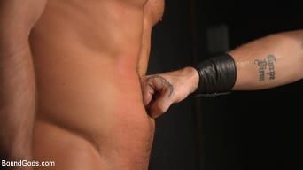 Sebastian Keys in 'Tucker Bound: Colby Tucker Used and Abused by Sebastian Keys'