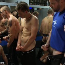 Sebastian Keys in 'Kink Men' Young stud is bound for the first time at Mr. S Leather (Thumbnail 6)