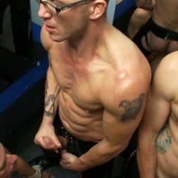 Sebastian Keys in 'Kink Men' Young stud is bound for the first time at Mr. S Leather (Thumbnail 13)