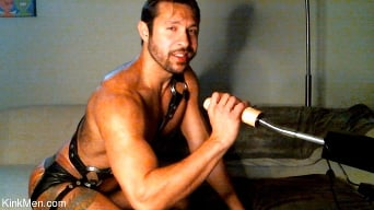 Seth Santoro in 'Is One Cock Hungry Whore'