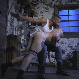 Sharok in 'Kink Men' Cheating Slut: Nick Milani Submits to Sharok and His Hard Cock (Thumbnail 6)