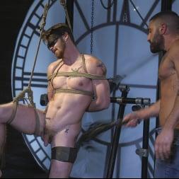 Sharok in 'Kink Men' Cheating Slut: Nick Milani Submits to Sharok and His Hard Cock (Thumbnail 10)