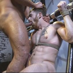 Sharok in 'Kink Men' Cheating Slut: Nick Milani Submits to Sharok and His Hard Cock (Thumbnail 15)