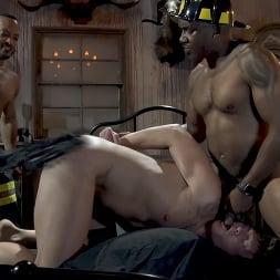 Smash Thompson in 'Kink Men' Roman Eros Doused with Cum In Sexy Firemen Fantasy (Thumbnail 2)