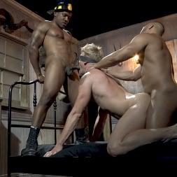 Smash Thompson in 'Kink Men' Roman Eros Doused with Cum In Sexy Firemen Fantasy (Thumbnail 5)