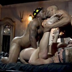 Smash Thompson in 'Kink Men' Roman Eros Doused with Cum In Sexy Firemen Fantasy (Thumbnail 9)