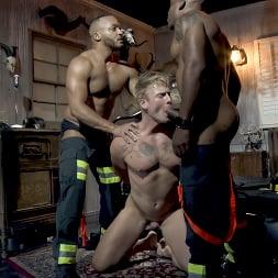 Smash Thompson in 'Kink Men' Roman Eros Doused with Cum In Sexy Firemen Fantasy (Thumbnail 24)