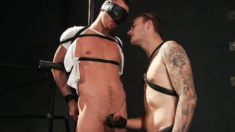 Travis Irons in 'Christian Wilde and a new sub'