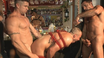 Trenton Ducati in 'Folsom Street Virgin'