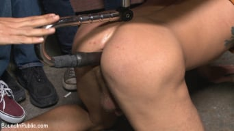 Trenton Ducati in 'Go-go dancer serves his bar with mouth and ass for SF Pride'
