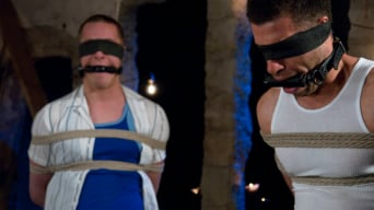 Tristan Jaxx in 'A member tries to get tied up on BG for 2 years and today is his day.'