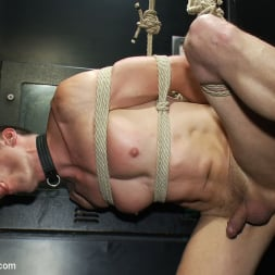 Tristan Jaxx in 'Kink Men' Innocent man is taken into a porn shop and turned into a sex slave. (Thumbnail 12)