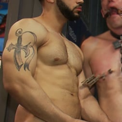 Tristan Jaxx in 'Kink Men' Innocent man is taken into a porn shop and turned into a sex slave. (Thumbnail 14)