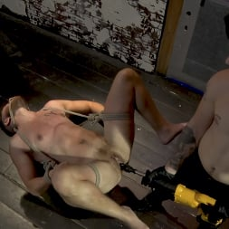 Tyler Castle in 'Kink Men' Luke Hudson Is So Fucked In The Depraved Hands of Tyler Castle (Thumbnail 13)