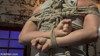 Tyler Castle in 'Luke Hudson Is So Fucked In The Depraved Hands of Tyler Castle'