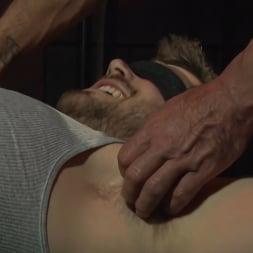 Tyler Castle in 'Kink Men' Tickle Torment: Tyler Castle Totally, Tremendously Tickled! (Thumbnail 4)