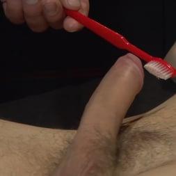 Tyler Castle in 'Kink Men' Tickle Torment: Tyler Castle Totally, Tremendously Tickled! (Thumbnail 17)
