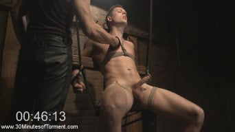Tyler Rush in '- Beaten, Relentlessly Fucked and Made to Cum'