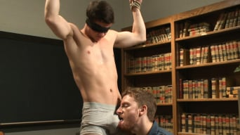 Tyler Sweet in 'Hot student taken down and edged in the classroom'