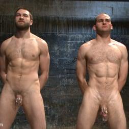 Van Darkholme in 'Kink Men' Ice Torment - Bound Gods Live Show (Thumbnail 1)