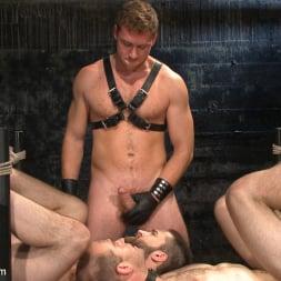 Van Darkholme in 'Kink Men' Ice Torment - Bound Gods Live Show (Thumbnail 4)