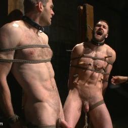 Van Darkholme in 'Kink Men' Ice Torment - Bound Gods Live Show (Thumbnail 8)