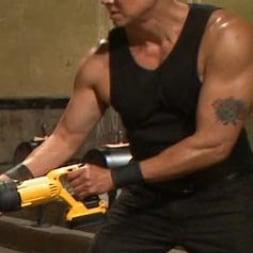 Van Darkholme in 'Kink Men' Ice Torment - Bound Gods Live Show (Thumbnail 11)