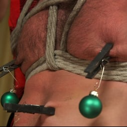Vander Pulaski in 'Kink Men' Homo Alone, Part One: Vander Pulaski Taken Down in Home Invasion (Thumbnail 13)