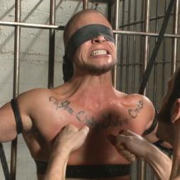 Wolf Hudson in 'Kink Men' Arrogant Cop Tormented by His Prisoner (Thumbnail 9)