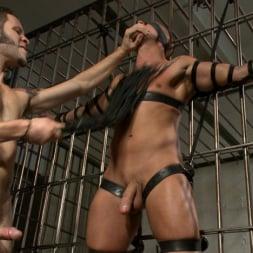 Wolf Hudson in 'Kink Men' Arrogant Cop Tormented by His Prisoner (Thumbnail 10)