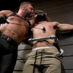 Zak Bishop in 'Kink Men' Daddy's Boy: Leather Daddy Colby Jansen dominates Zak Bishop (Thumbnail 1)