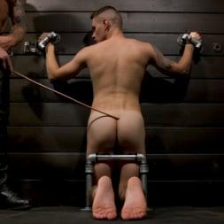 Zak Bishop in 'Kink Men' Daddy's Boy: Leather Daddy Colby Jansen dominates Zak Bishop (Thumbnail 4)