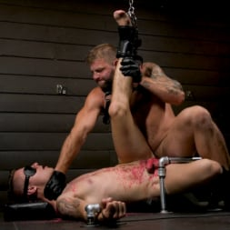 Zak Bishop in 'Kink Men' Daddy's Boy: Leather Daddy Colby Jansen dominates Zak Bishop (Thumbnail 7)