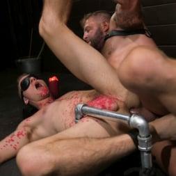 Zak Bishop in 'Kink Men' Daddy's Boy: Leather Daddy Colby Jansen dominates Zak Bishop (Thumbnail 11)