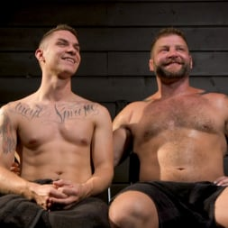 Zak Bishop in 'Kink Men' Daddy's Boy: Leather Daddy Colby Jansen dominates Zak Bishop (Thumbnail 20)