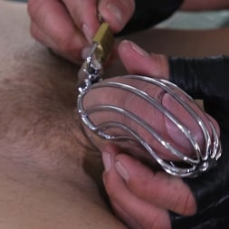 Zak Bishop in 'Kink Men' Greedy Boy: Zak Bishop Fucked RAW by Daddy Trent Summers (Thumbnail 3)