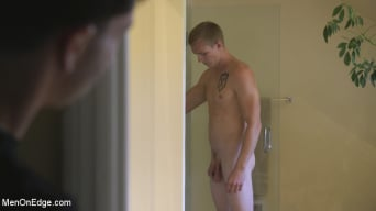 Zane Anders in 'Home Invasion: Straight Boy Captured and Edged'